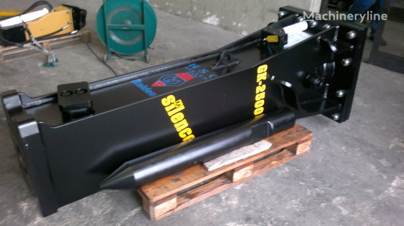 STAR Hammer G 2500S ciocan hidraulic nou