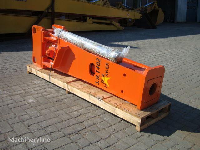 STAR Hammer SH 1402 ciocan hidraulic