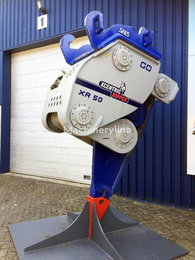 XCENTRIC Ripper XR 50 ciocan hidraulic