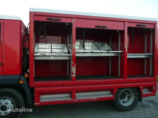 container pentru furgonetă