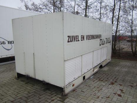 DIVERSE container container pentru furgonetă