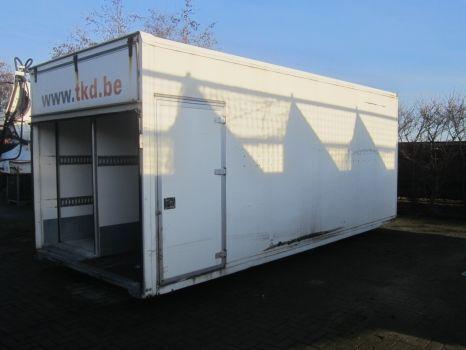 MAN ContainerD0143 container pentru furgonetă