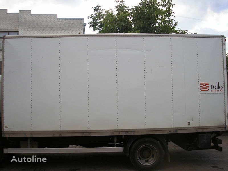MITSUBISHI canter container pentru furgonetă