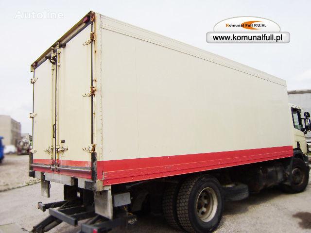 SCHMITZ container pentru furgonetă