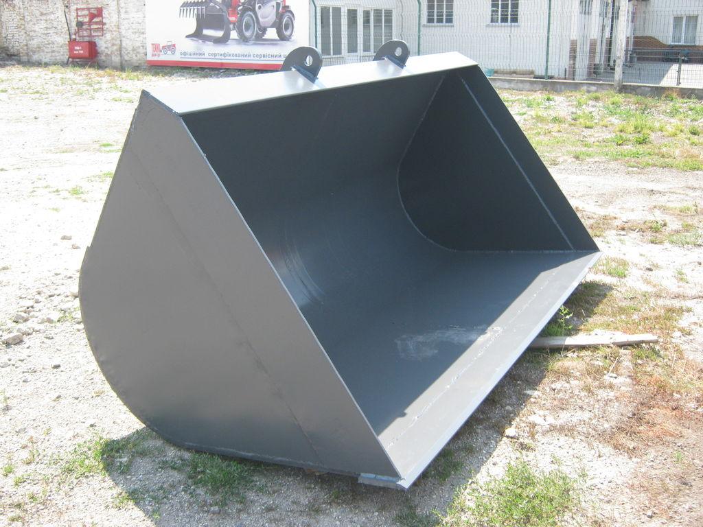 MANITOU KOVSh 1.5m3 - 3m3 cupă pentru încărcător frontal nouă