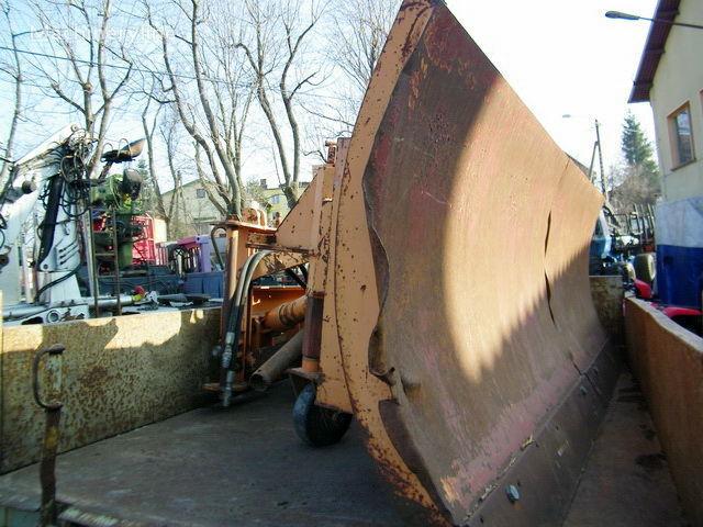PŁUG MULLER MURO lama buldozer