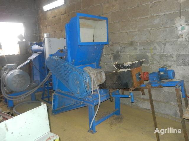 KOMPLETNA LINIA DO PRODUKCJI PELETU MP07 fabrică de cherestea