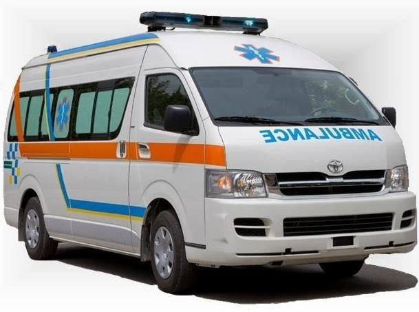 TOYOTA HI ACE HIGH ROOF ambulanta nouă