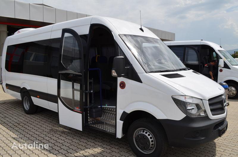 MERCEDES-BENZ SPRINTER 516 CDI - RAYAN SERBIA microbuz de persoane nou