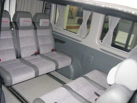 PEUGEOT Boxer Tour Transformer minivan nou