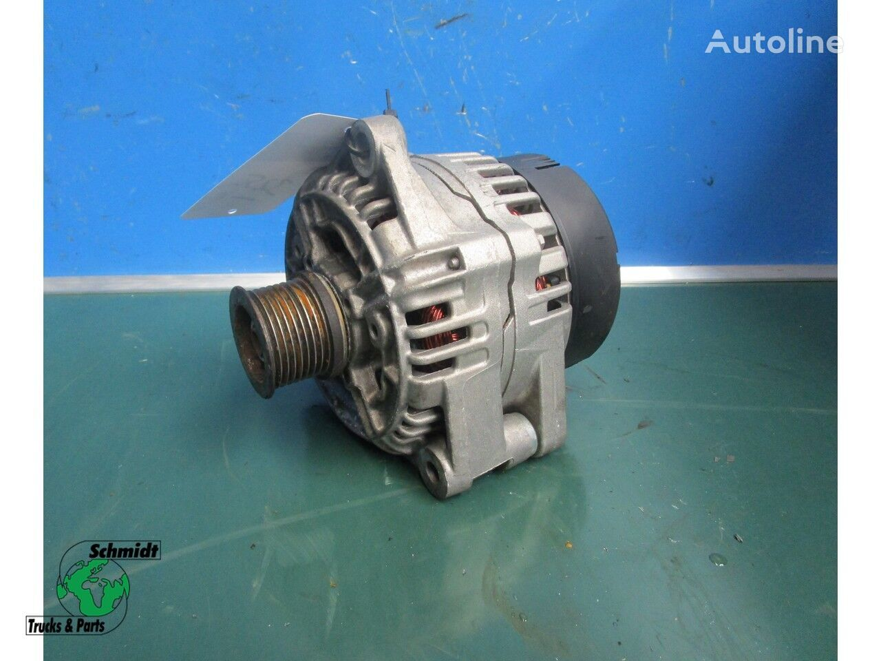 alternator MAN 51.26101-7265 Dynamo pentru autotractor MAN