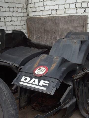 DAF aparatoare noroi pentru DAF 95XF autotractor