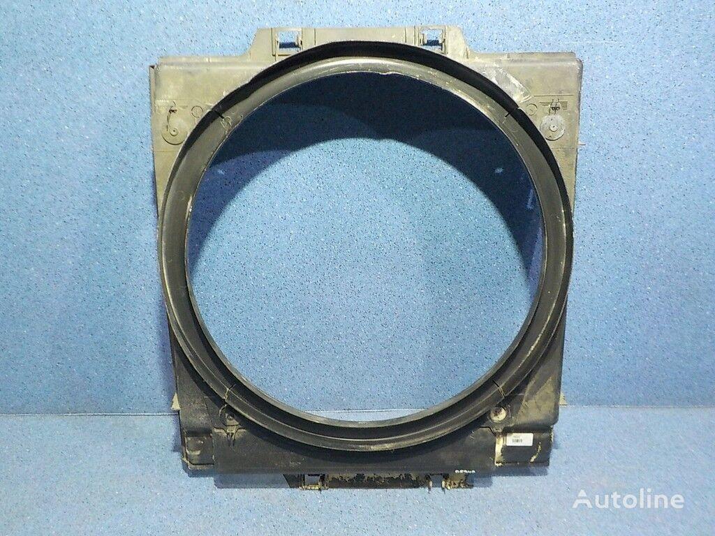 Diffuzor ventilyatora Iveco apărătoare ventilator pentru camion