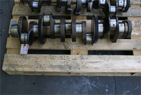 MAN 2865CRANKSHAFT arbore cotit pentru MAN 2865CRANKSHAFT camion
