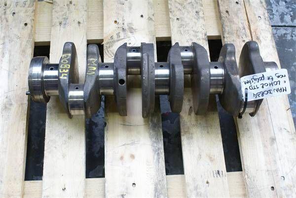 arbore cotit pentru MAN D0834CRANKSHAFT alte mașini de construcții