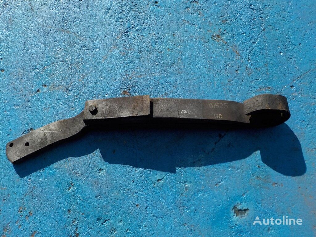 Poluressora LH Scania arc lamelar pentru camion