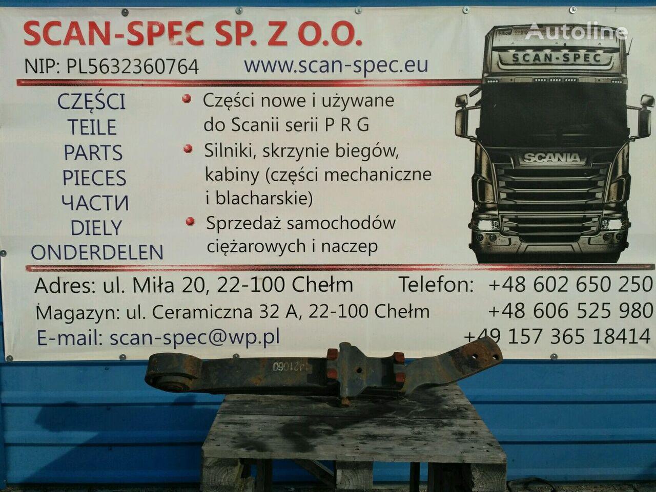 SCANIA 1421060 Lewa strona RH arc lamelar pentru SCANIA SERIE 4 / R autotractor