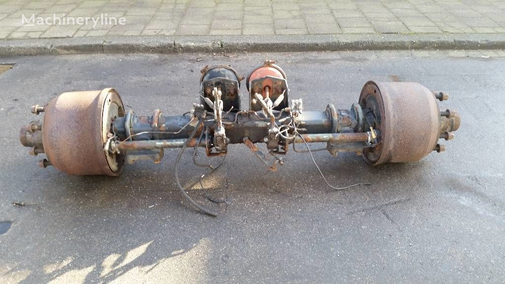 BPW TRAILER AXLES axă pentru BPW TRAILER AXLES mini incarcator