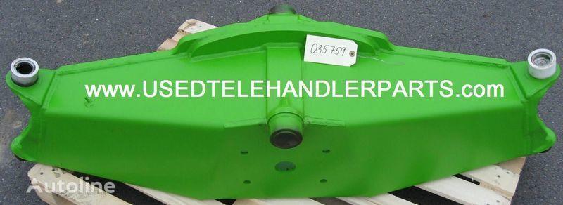 axă MERLO rám nápravy zadní č. 035759 pentru încărcător frontal MERLO