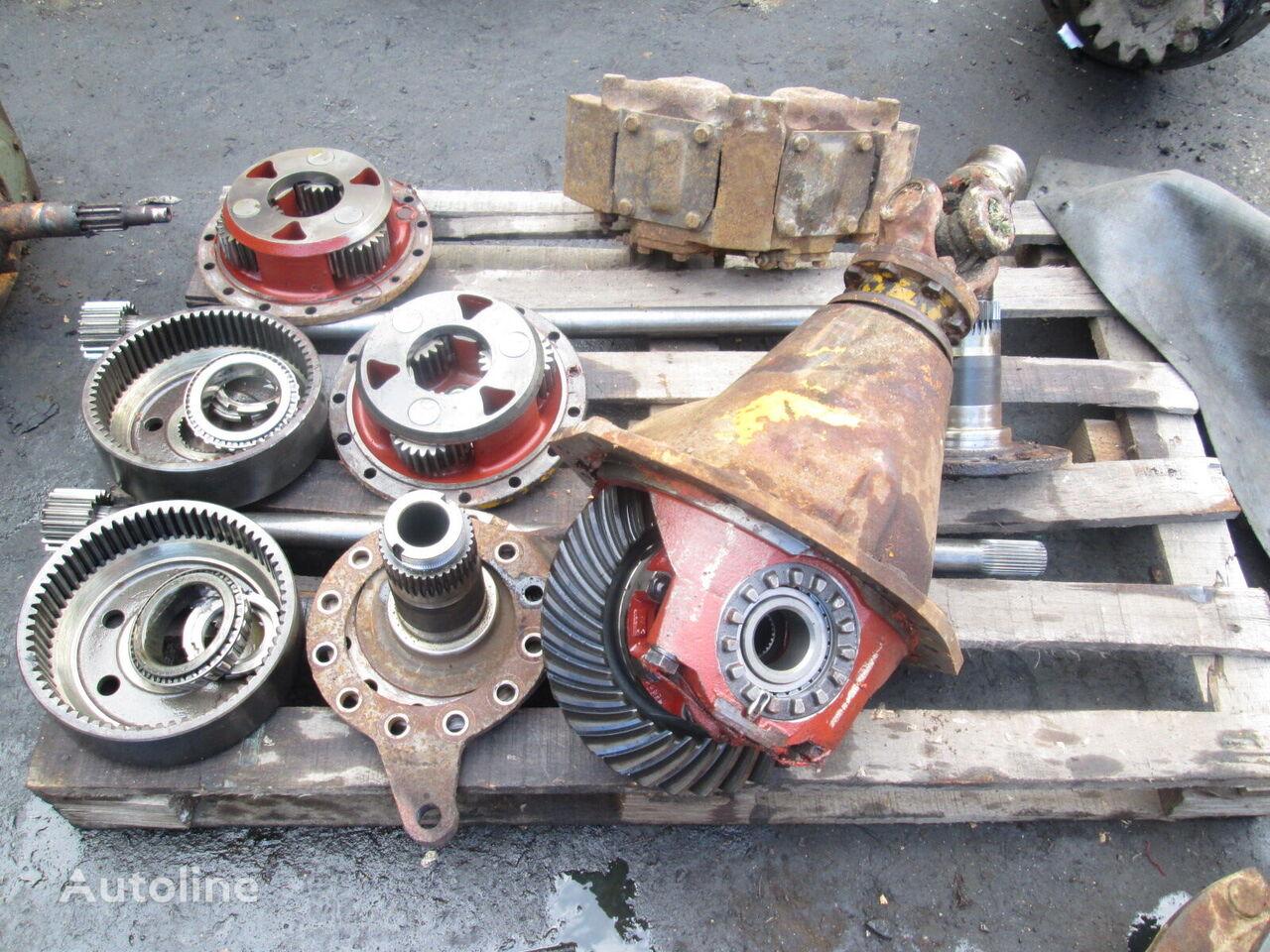 axă ZF AP-5/DK (parts) pentru încărcător frontal