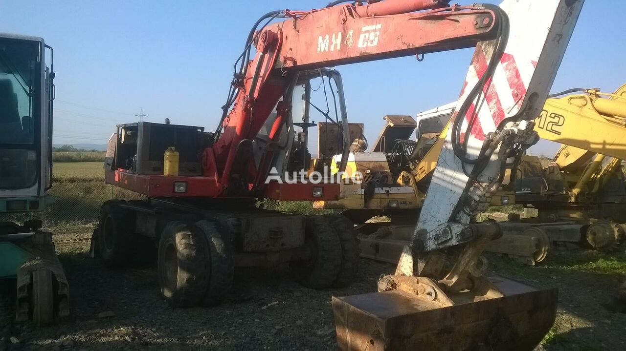 braţ O&K hidromotor, hidromotor rotire, transmisie finala, brate, punti,b pentru excavator O&K MH4