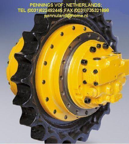 all brands FINAL DRIVE,reducer,trackmotor,rupsmotor,eindaandrijving butuc roata pentru excavator nou