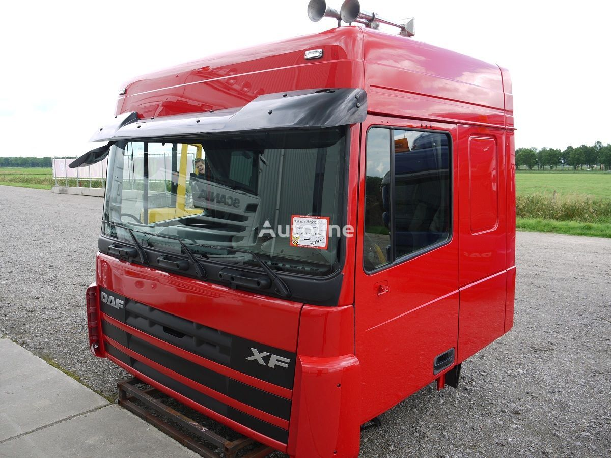 cabină pentru DAF XF105 SPACE CAB autotractor accidentate