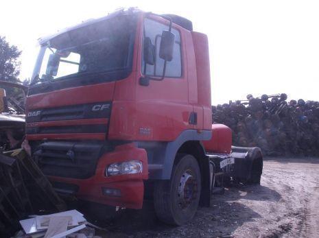 DAF - interer salona kabiny cabină pentru DAF CF - 65/75/85 (2004 god.) camion