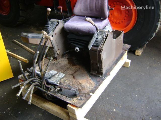 Part cabină pentru FIAT Hitachi FH excavator
