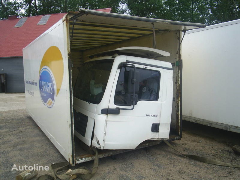 MAN cabină pentru MAN TGL 7.150 camion