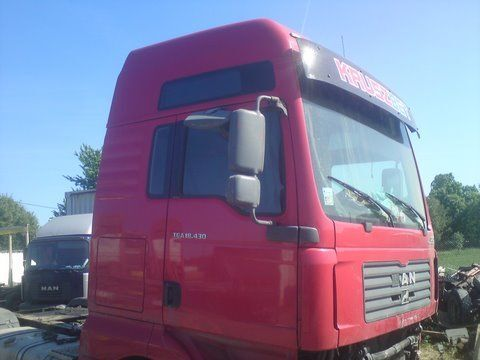 MAN cabină pentru MAN TGA XXL szeroka 5500 zl. netto camion