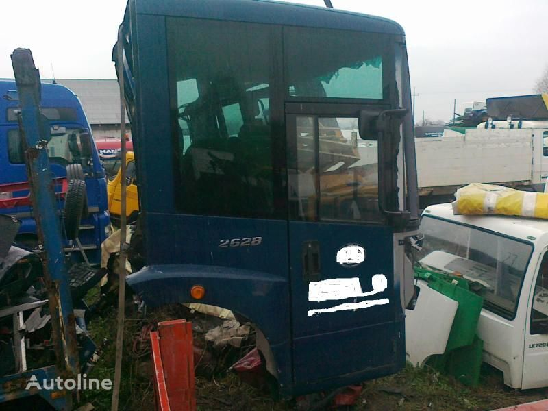 cabină pentru MERCEDES-BENZ ECONIC drzwi konsola netto 1000 zl camion