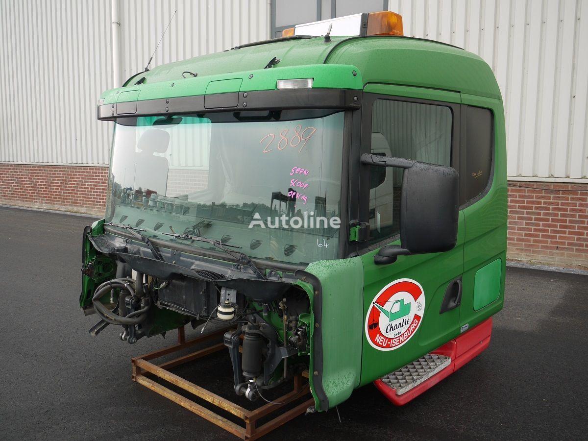 SCANIA SC-4 CT-19 SLAAPCAB cabină pentru SCANIA SC-4 CT-19 SLAAPCAB camion