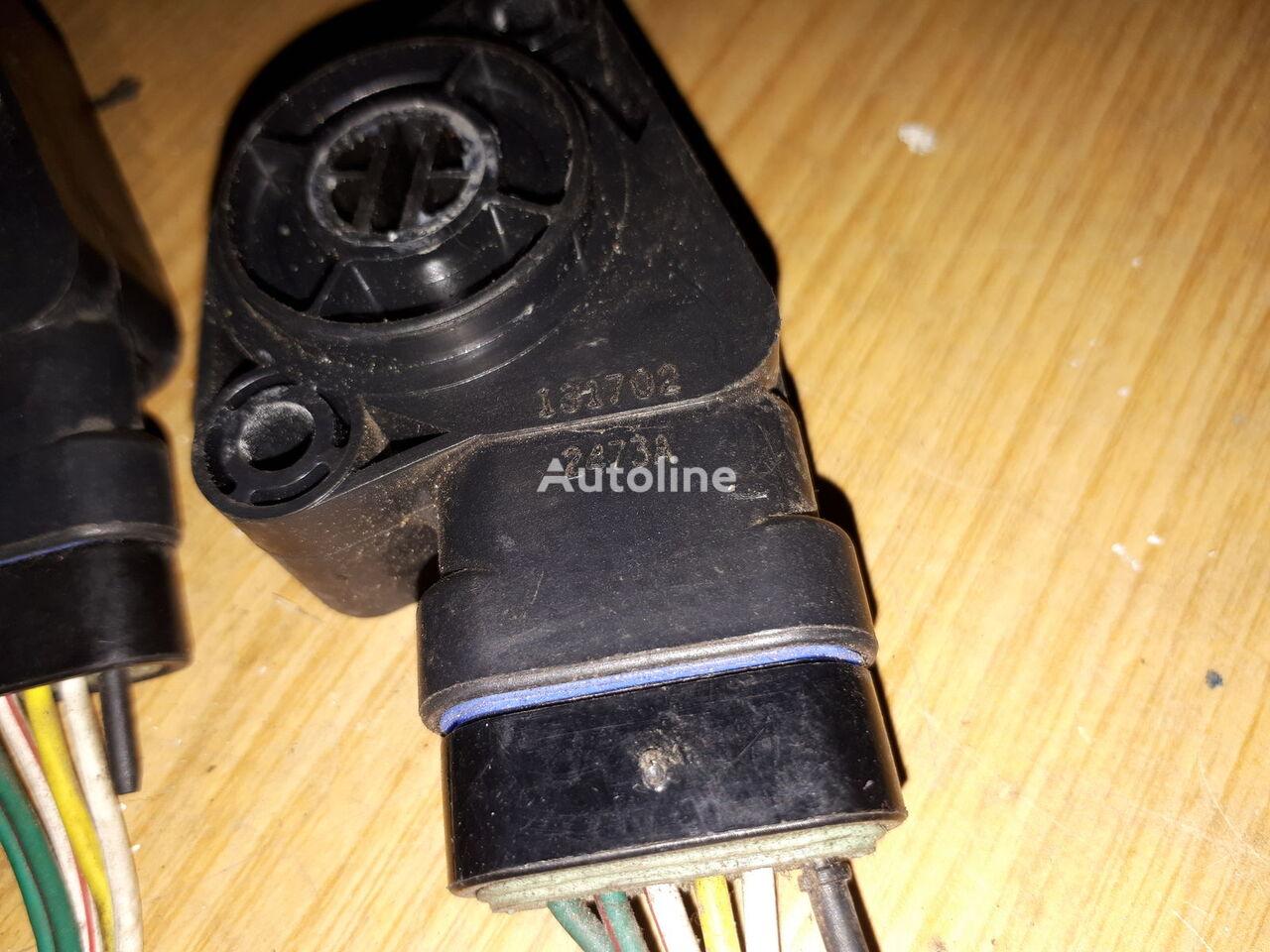 SCANIA Servogaz VDO - 408.401.3\ 445.804/5/020. 445.804.5.3 .11. / cabluri pentru SCANIA Volvo B12. Scania .Mercedes autobuz