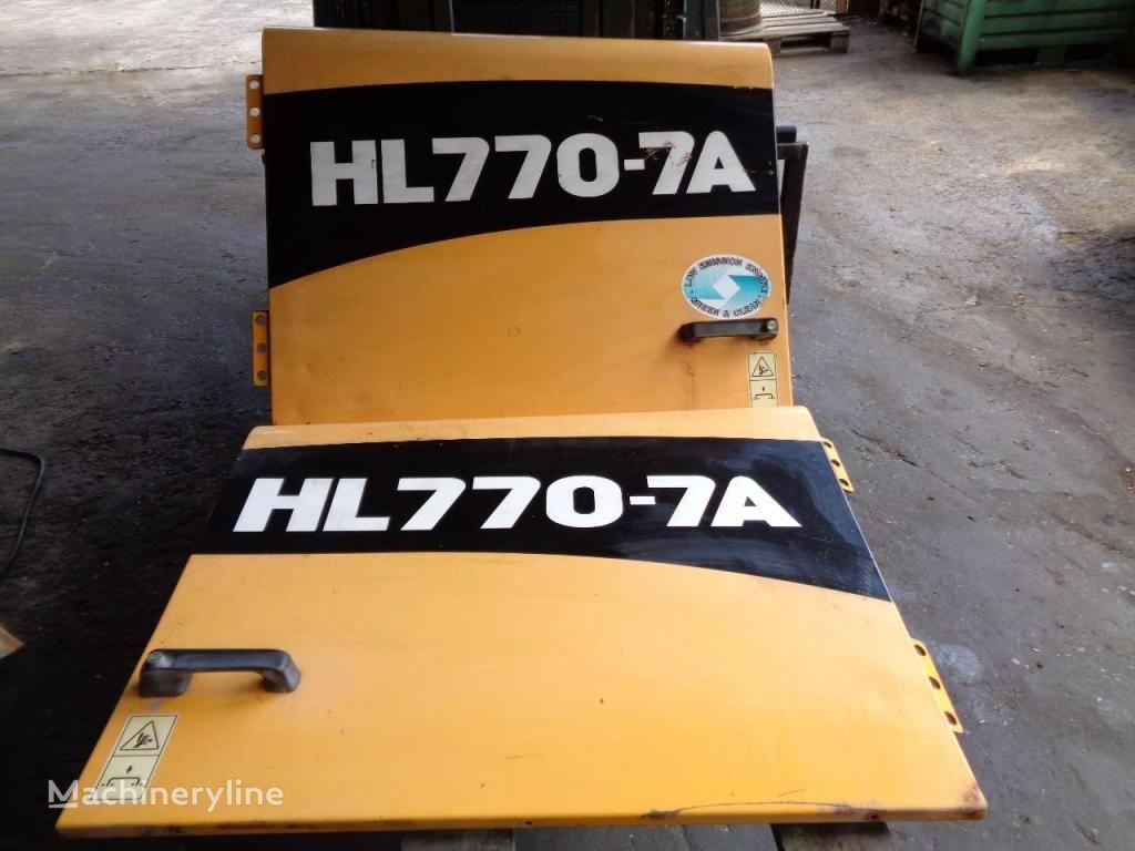 capota fata pentru încărcător frontal HYUNDAI HL770-7A