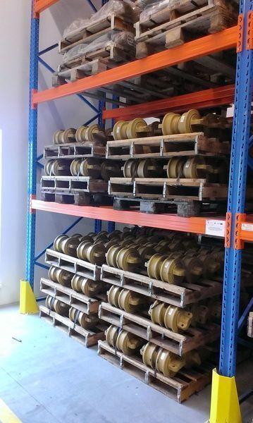 HITACHI cep, napravlyayushchie kolesa cilindru inferior pentru HITACHI 120,130,135,160,180,200,210,225,240,250,300,330,350 excavator nou