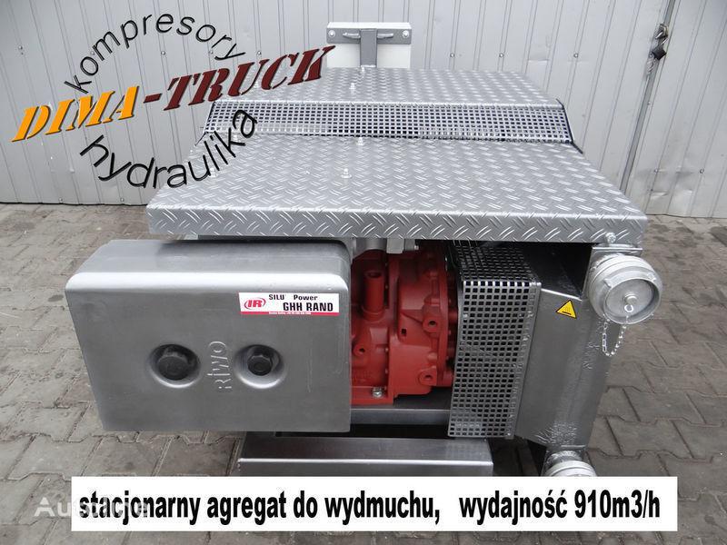 CS80 agregat elektryczny compresor pneumatic pentru Agregat elektryczny GHH CS80 camion nou