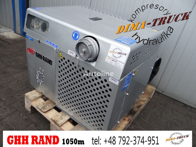GHH rand dima -truck compresor pneumatic pentru GHH Rand CS1050 camion