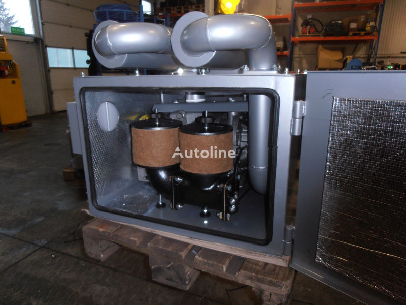 T5CDL12L72 compresor pneumatic pentru Kompresor CycloBlower T5CDL12L72 camion nou