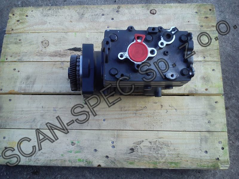 SCANIA XPI compresor pneumatic pentru SCANIA SERIE  R autotractor