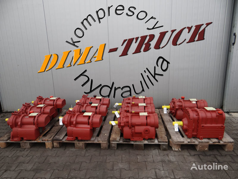 GHH RAND CG80 wydmuch kompresor compresor pneumatic pentru Silocompressor cement 560m camion