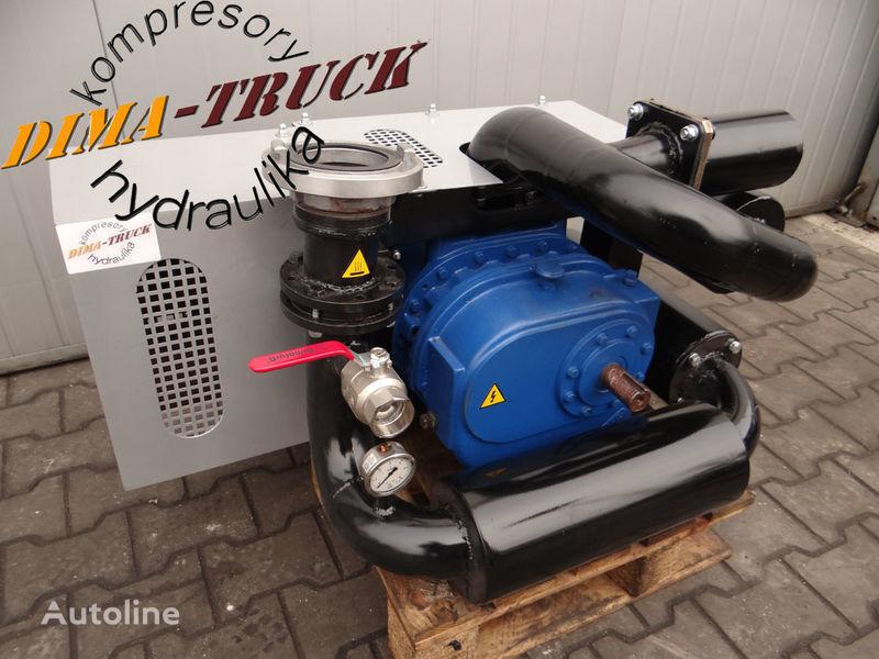 kompresor paszowy paszowóz gardner denver compresor pneumatic pentru animal feed compressor camion nou
