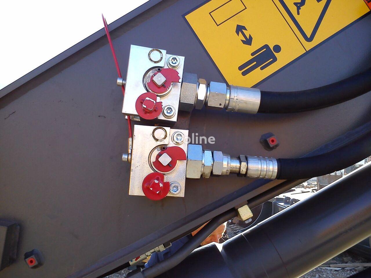 Balavto coupler B-Quick for hydraulic hoses cuplare rapidă nou