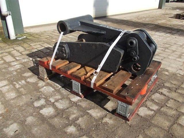 Bucket link cuplare rapidă pentru CATERPILLAR M318  excavator