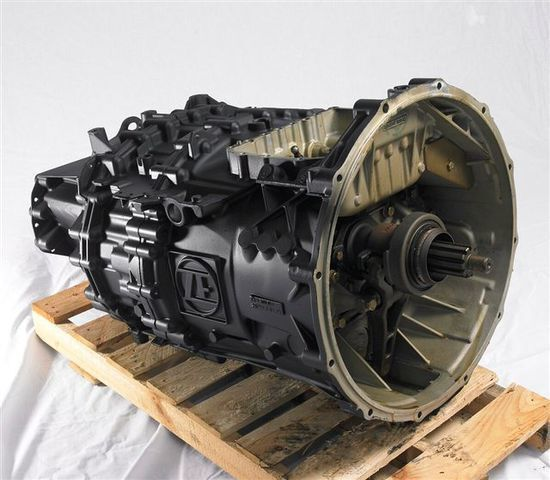 ZF AS Tronic cutie de viteze pentru All models camion