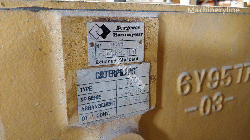 cutie de viteze CATERPILLAR pentru basculantă rigidă CATERPILLAR 769D