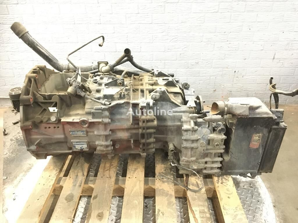 16 AS 2200 IT cutie de viteze pentru IVECO Versn bak 16 AS 2200 IT camion