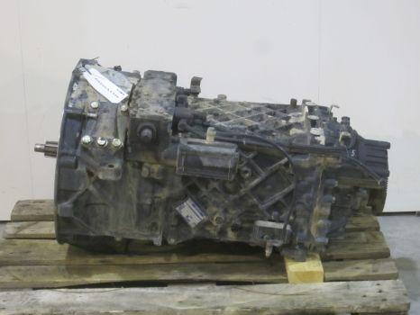 MAN 16S151 + PSE cutie de viteze pentru MAN camion