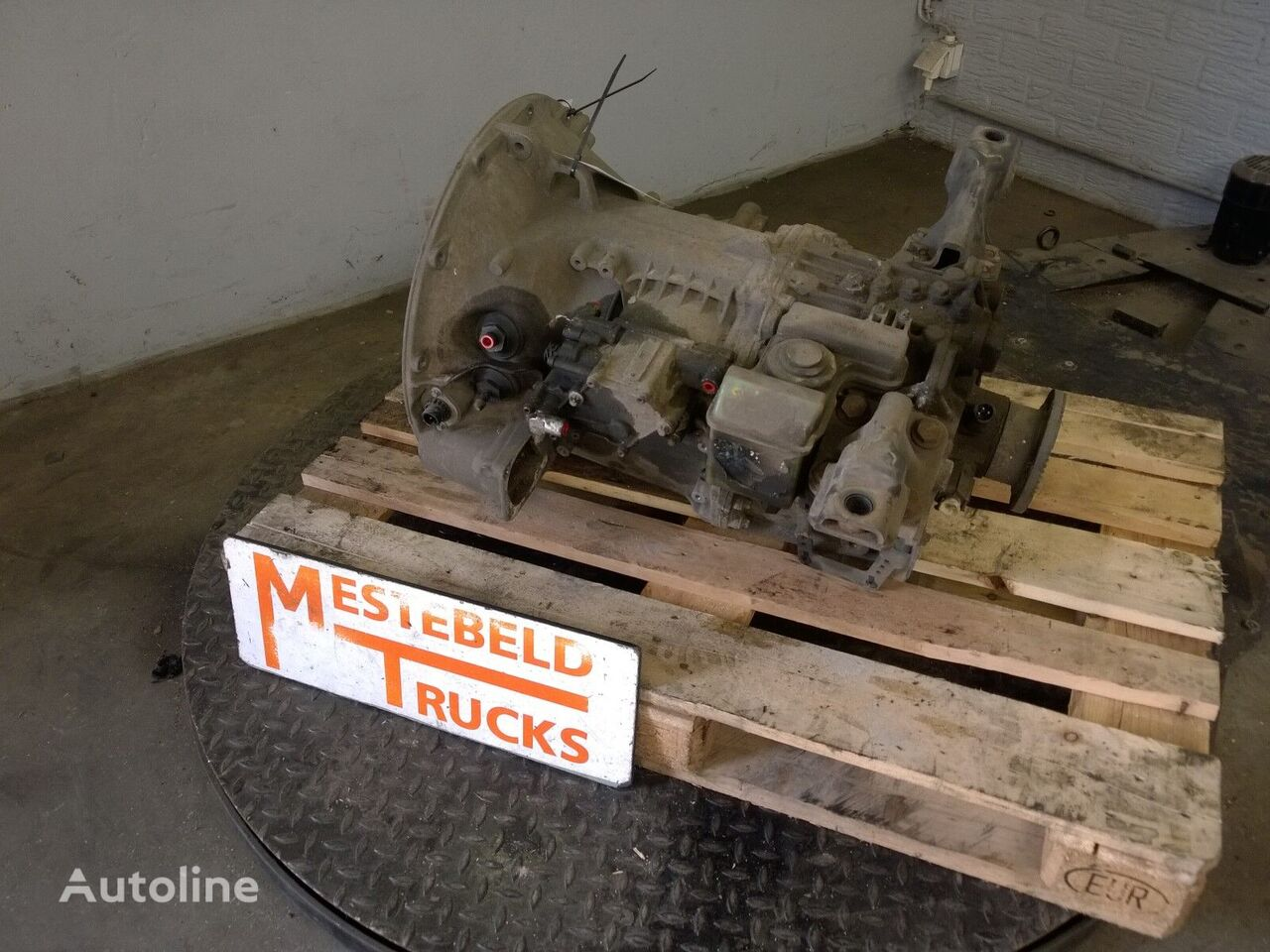 MERCEDES-BENZ cutie de viteze pentru MERCEDES-BENZ Versnellingbak camion