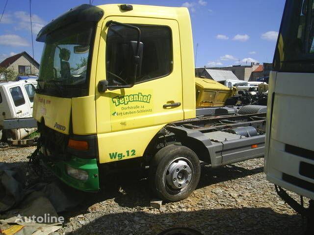ZF G6-60 cutie de viteze pentru MERCEDES-BENZ ATEGO 818 camion